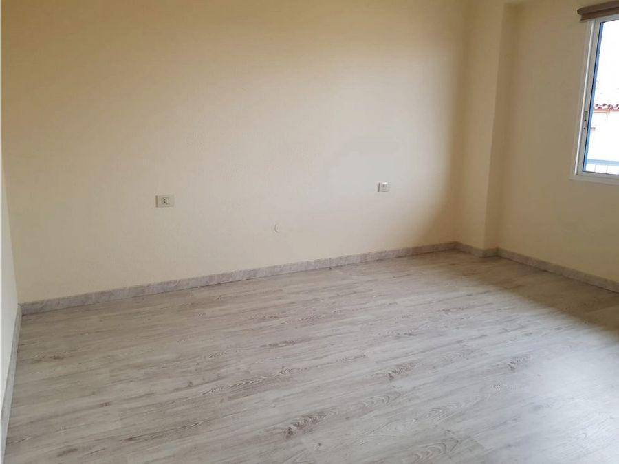 piso con terrazas somosierra