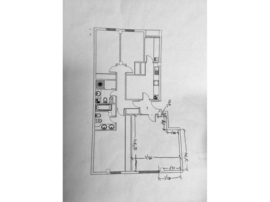 alquiler de piso pro de ramon y cajal