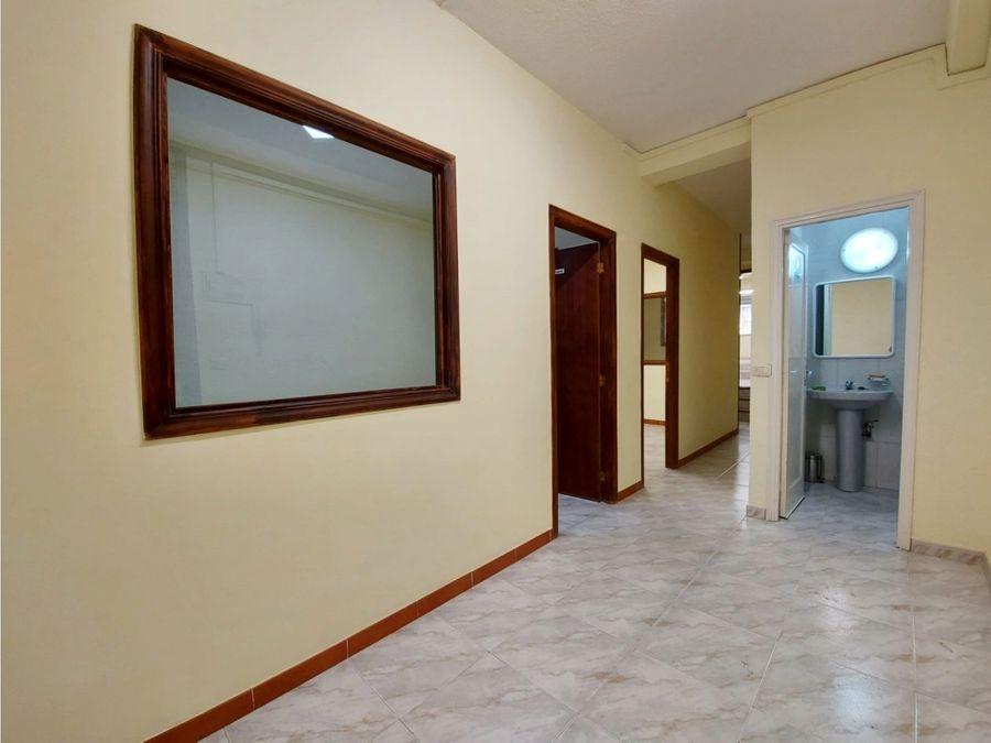 oficina con garaje zona plaza weyler