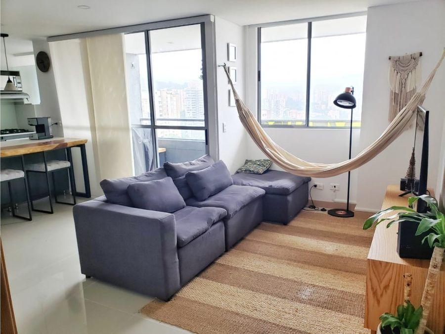 venta de apartamento en el esmeraldal envigado