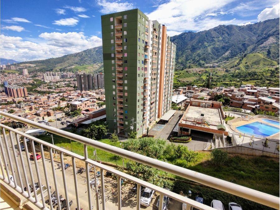 venta de apartamento en villas del sol bello