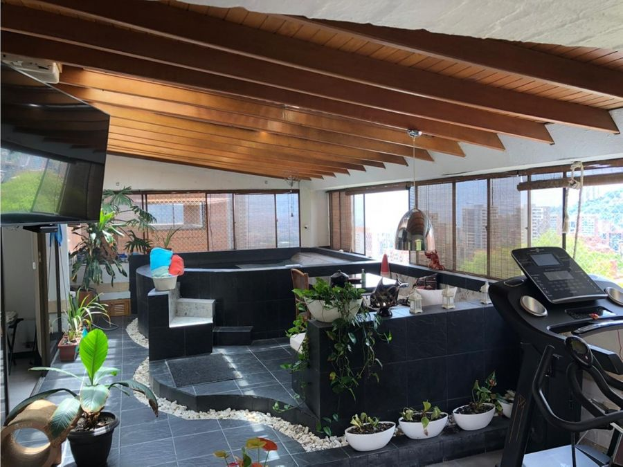 venta penthouse duplex en loma del tesoro poblado