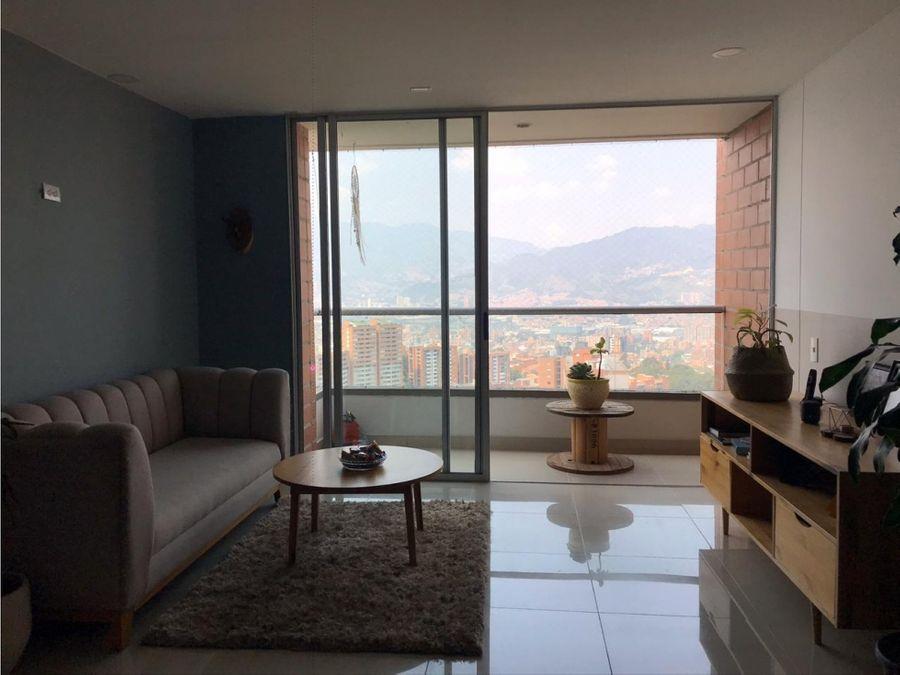 venta apartamento intermedia esmeraldal envigado