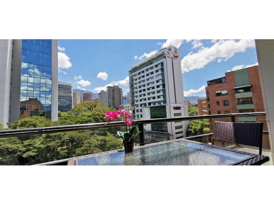 venta de penthouse duplex en oviedo poblado medellin