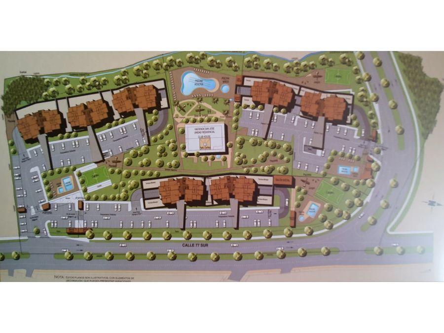 venta apartamento loma de san jose sabaneta