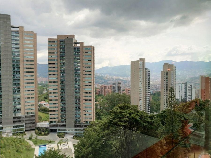 venta de apartamento san lucas los balsos poblado medellin