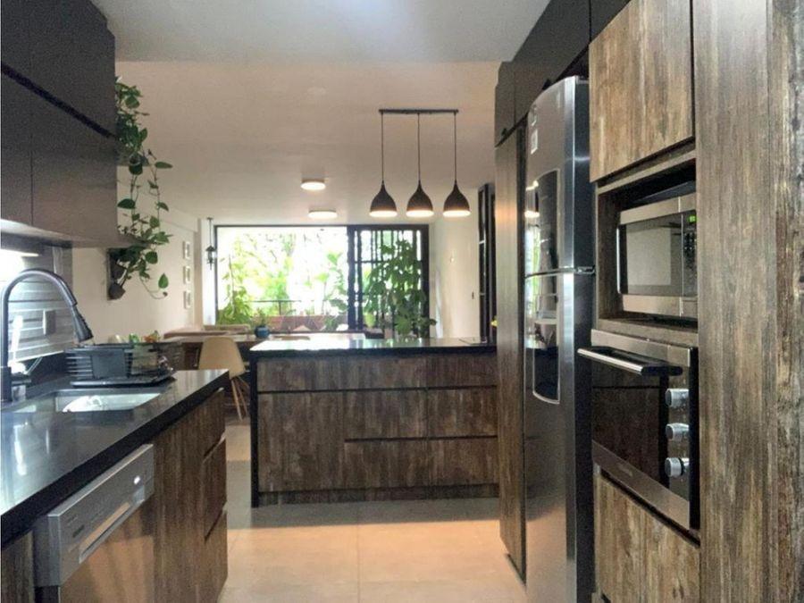 venta apartamento remodelado las palmas poblado medellin