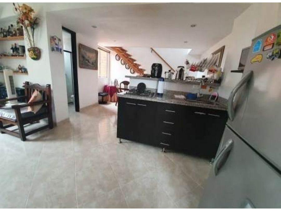venta de apartamento duplex belen san bernardo medellin