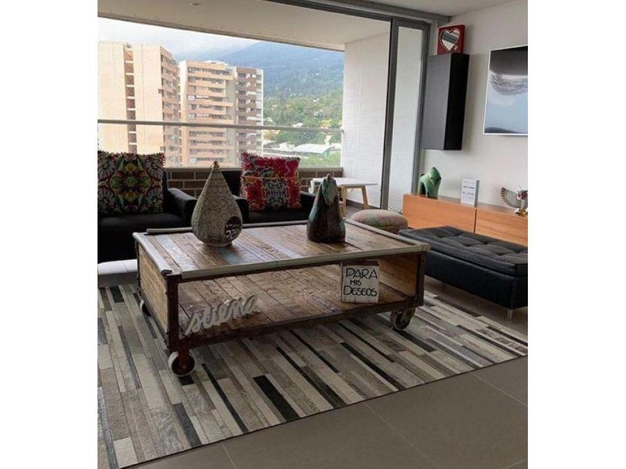 venta de apartamento cumbres envigado