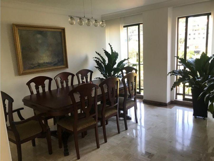 venta de apartamento las palmas poblado medellin