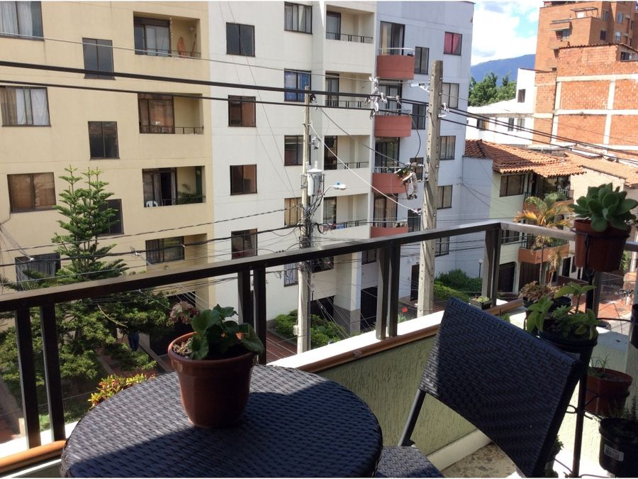 venta de apartamento santa teresita almeria medellin
