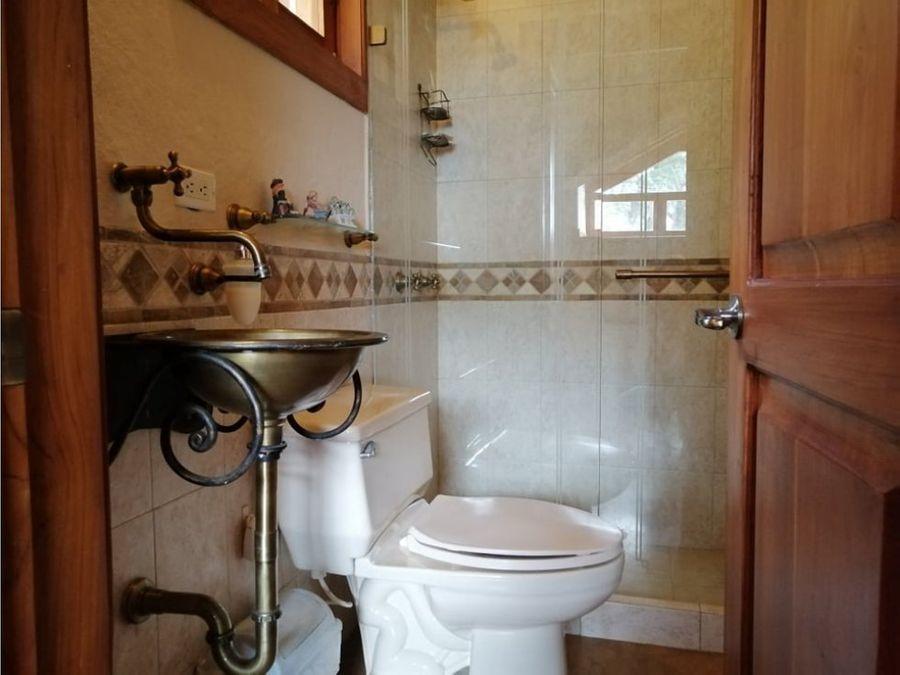 venta casa campestre indep remodelar loma del chocho envigado
