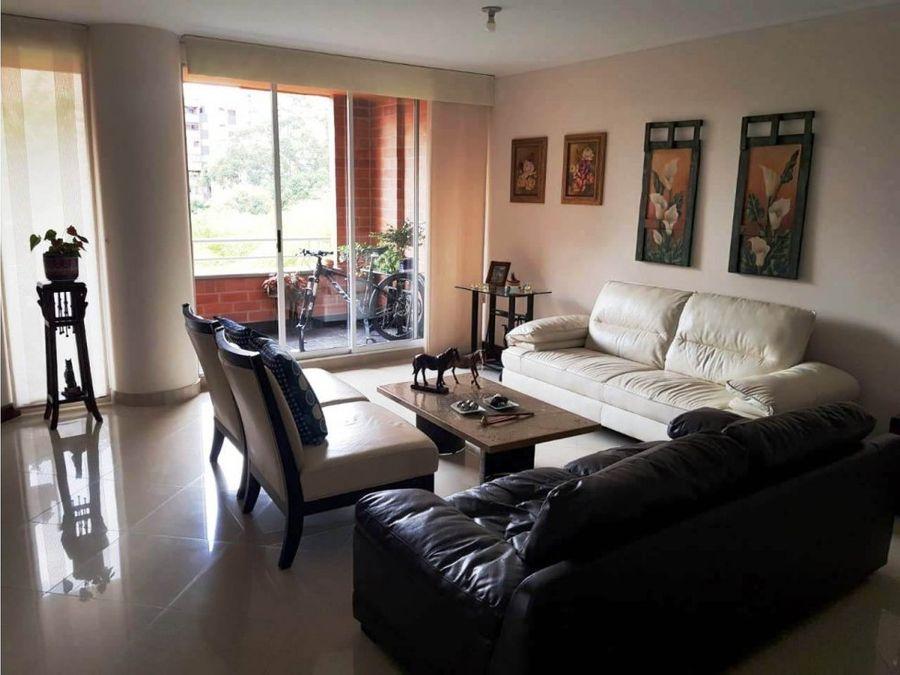 venta de apartamento en la aguacatala poblado medellin