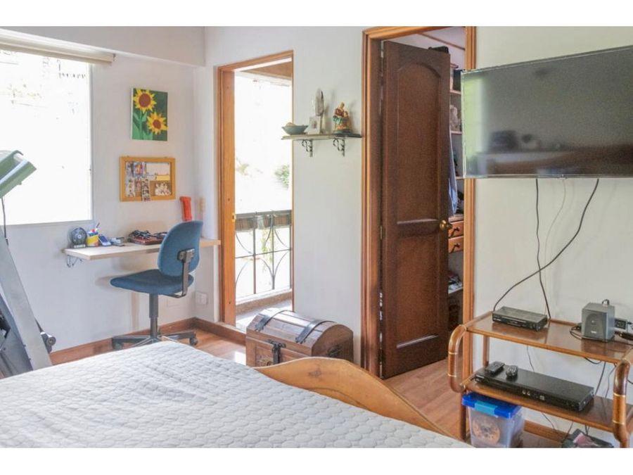 venta casa unifamiliar 3 niveles unidad cerrada las brujas envigado