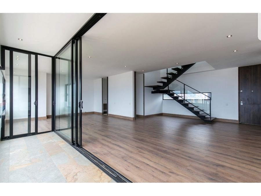 venta de apartamento duplex en san lucas poblado