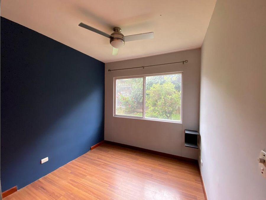 apartamento 2 dormitorios en torre escazu