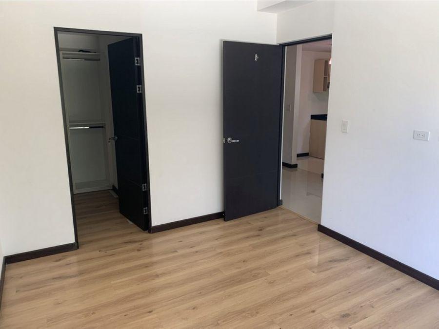 apartamento 1 dormitorio en la sabana