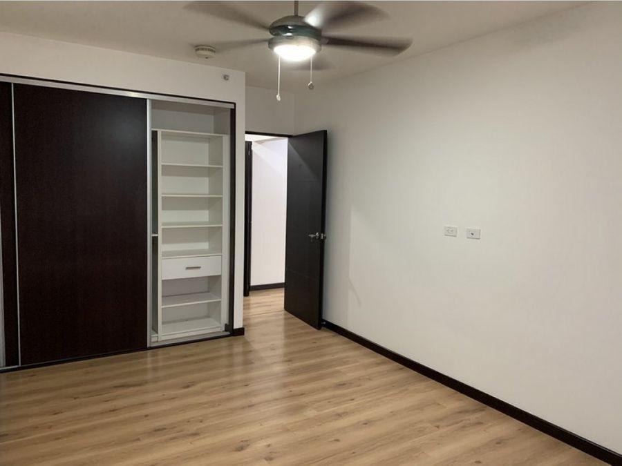 apartamento 2 dormitorios la sabana condado del parque
