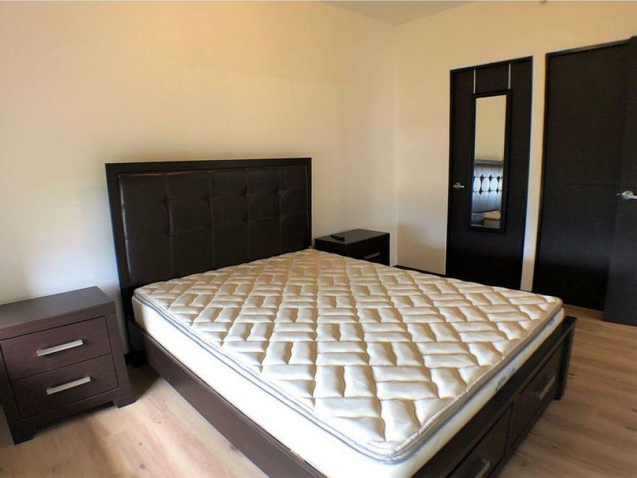 amueblado 1 dormitorio en la sabana