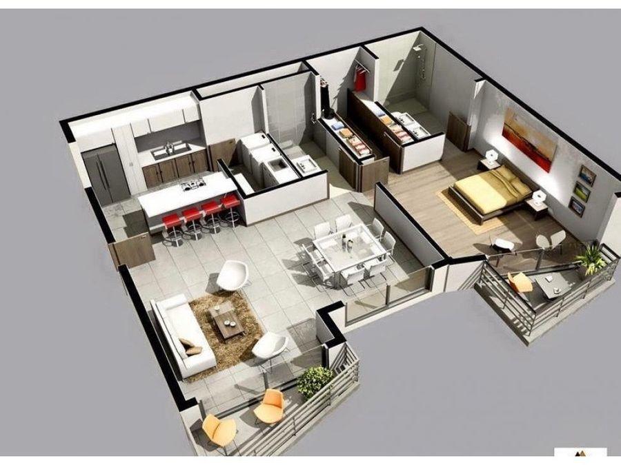 alquiler de apartamento nuevo granadilla