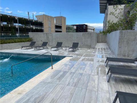 venta de apartamento tipo single loft avenida escazu