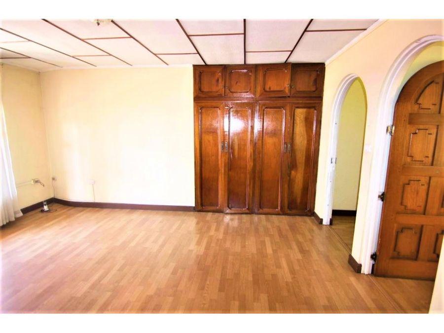 venta de casa residencial en san vicente de moravia