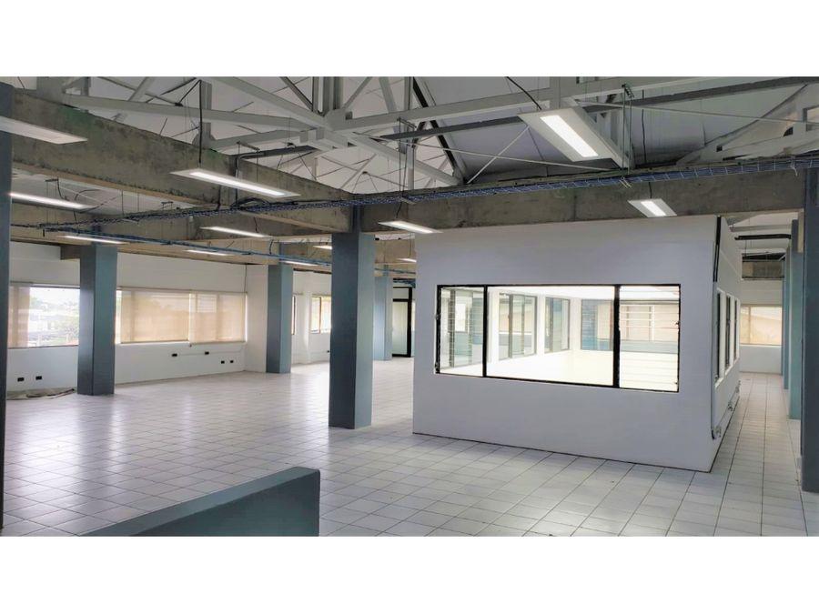 alquiler edificio en zona financiera tournon