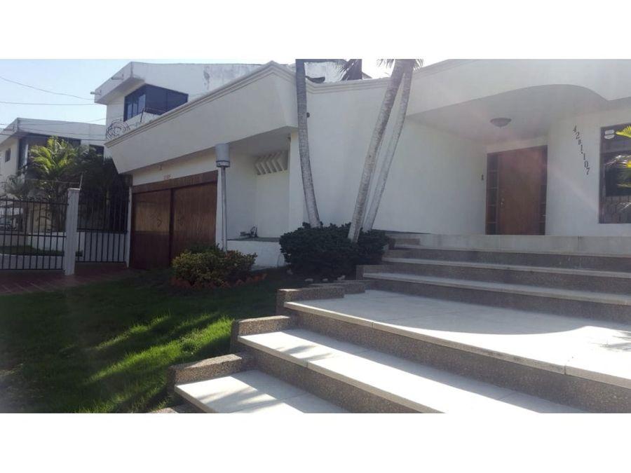 venta de casa en el barrio la cumbre