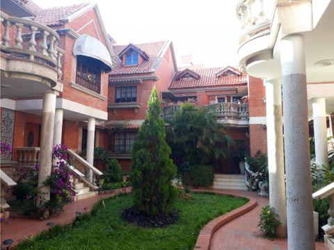 venta de casa en el barrio villa santos