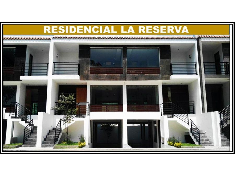 residencial la reserva cuautitlan izcalli