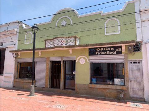 hostal en venta en centro historico santa marta