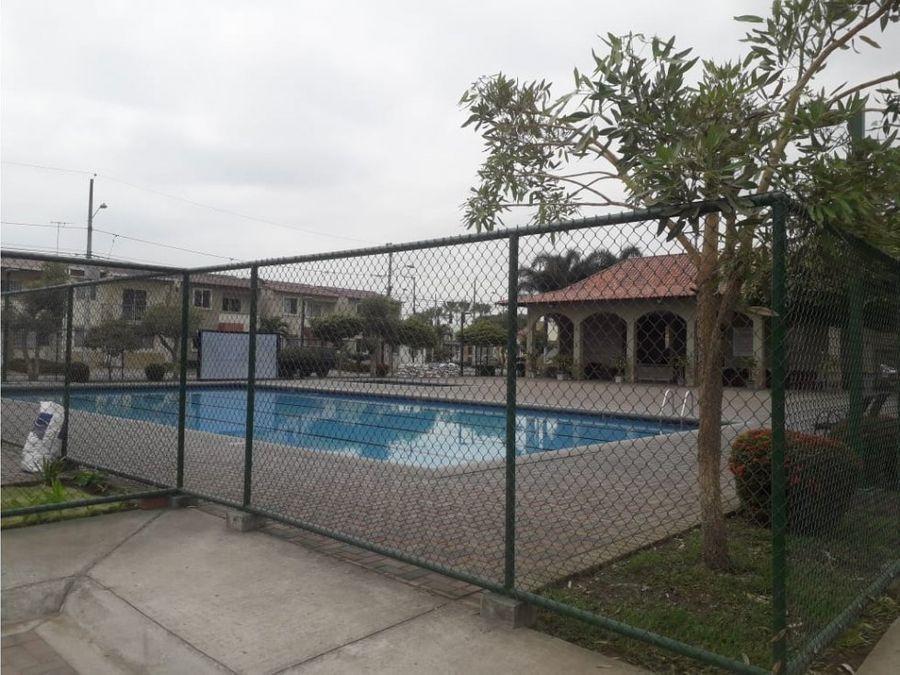 se vende casa urb casalaguna etapa hollywood park