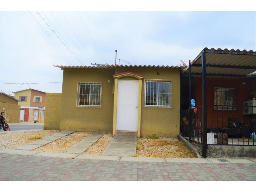 venta de casa en urb ciudad santiago etapa 2