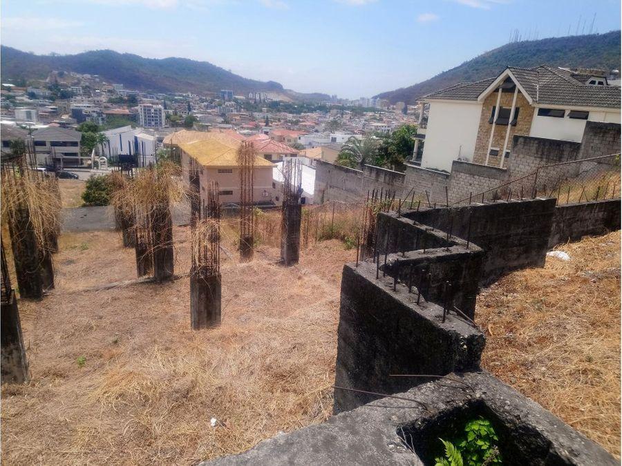 ca 003 solar en venta urbanizacion las cumbres