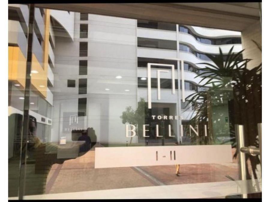 en venta apartamento amoblado en torre bellini