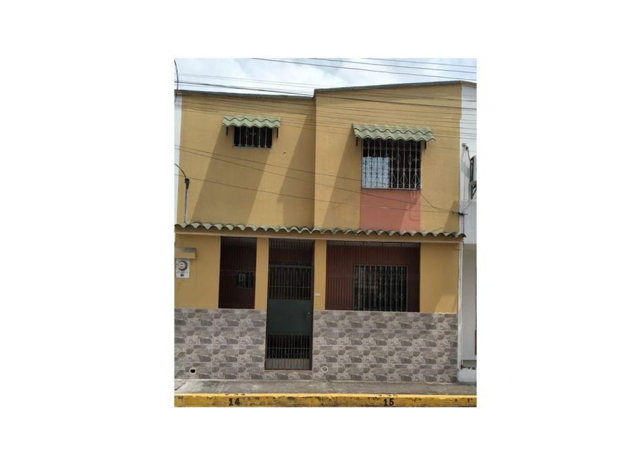 se vende huancavilca norte sector norte guayaquil cerca parque samanes