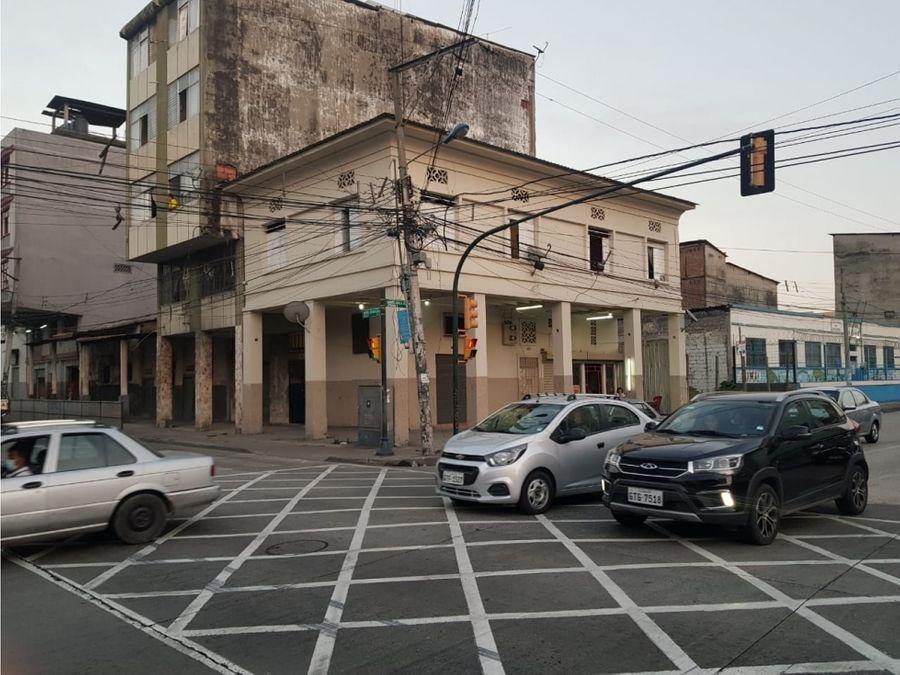 venta de casa rentera comercial en centro de la ciudad