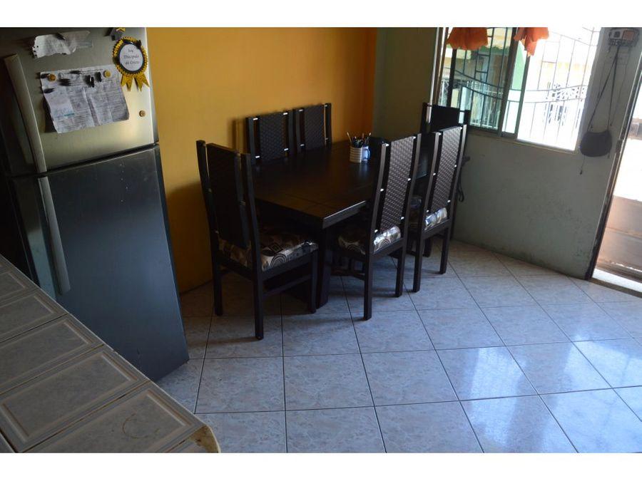 venta de casa en la prosperina norte de guayaquil