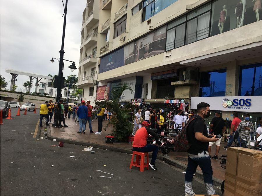 bodegas comerciales en la bahia edificio humbolt centro de guayaquil