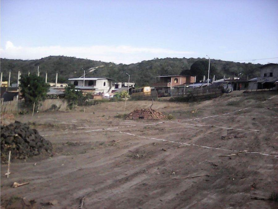 manabi en venta terrenos en montecristi