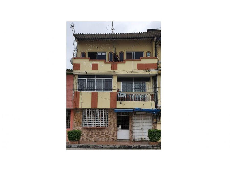 vende propiedad rentera los esteros sur de guayaquil cerca reg civil