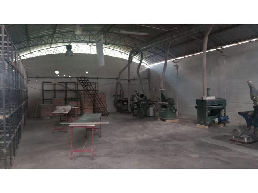 venta galpon industrial via daule pascuales