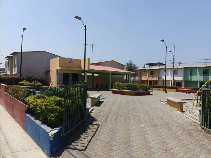 venta casa urbanizacion ecocity via daule