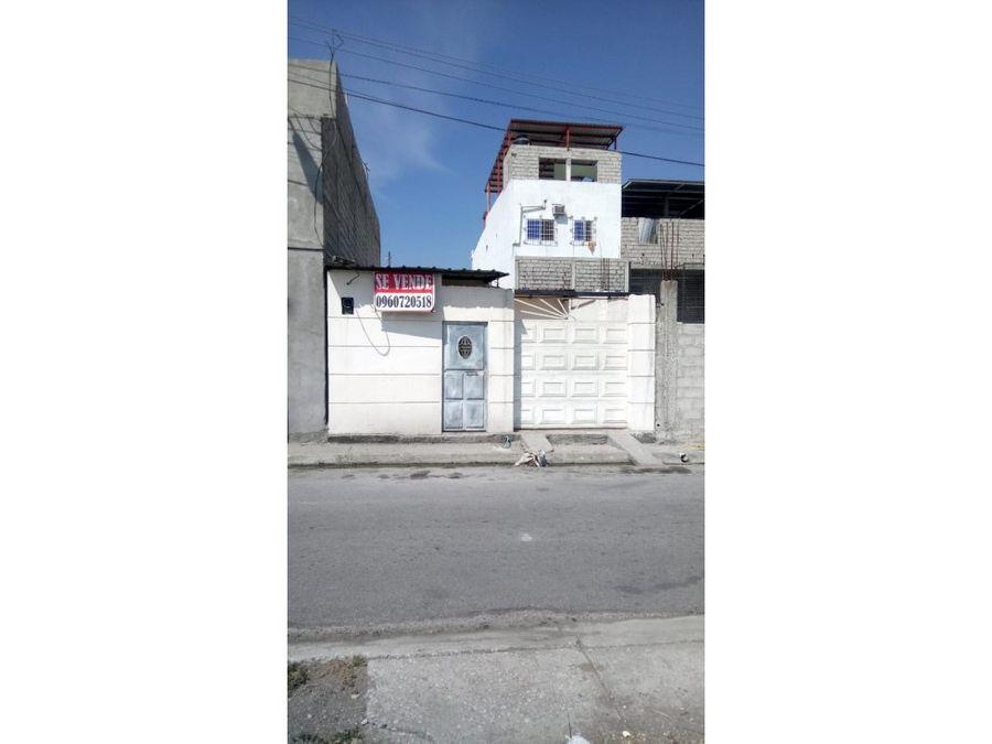 venta de casa las orquideas norte de guayaquil