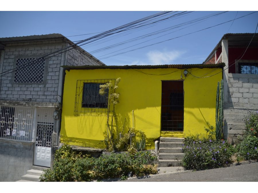 venta de casa coop francisco jacome