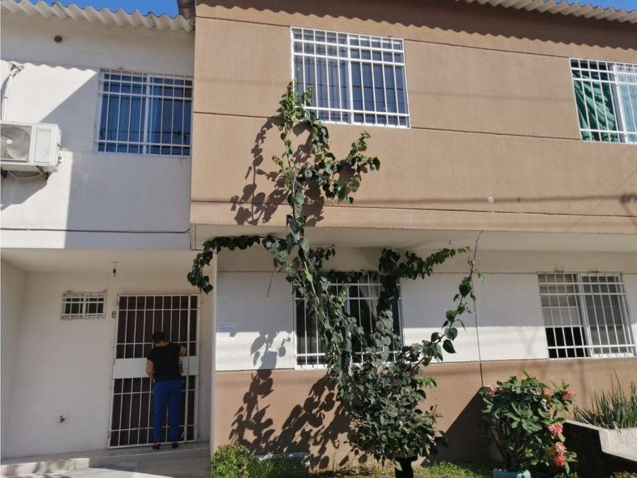 ca 031 casa en venta urb paraiso del rio 2 norte de guayaquil