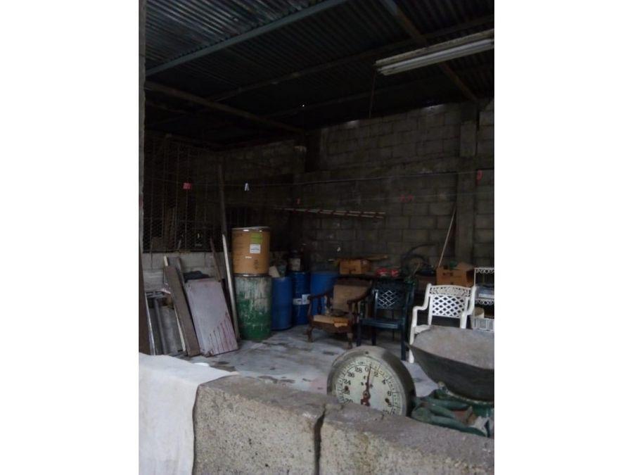 alquiler de bodega con vivienda en via a daule