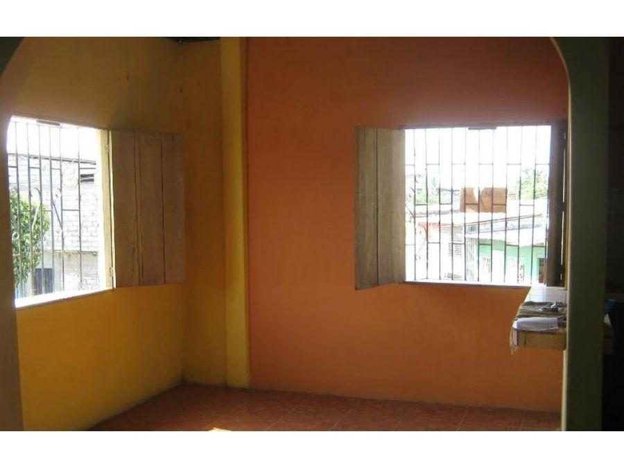 en venta casa rentera 2 pisos guasmo sur coop cristal