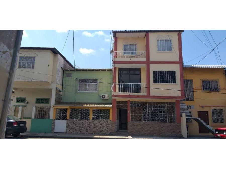 venta casa rentera en oconnor 1617 y jose mascote sur de guayaquil