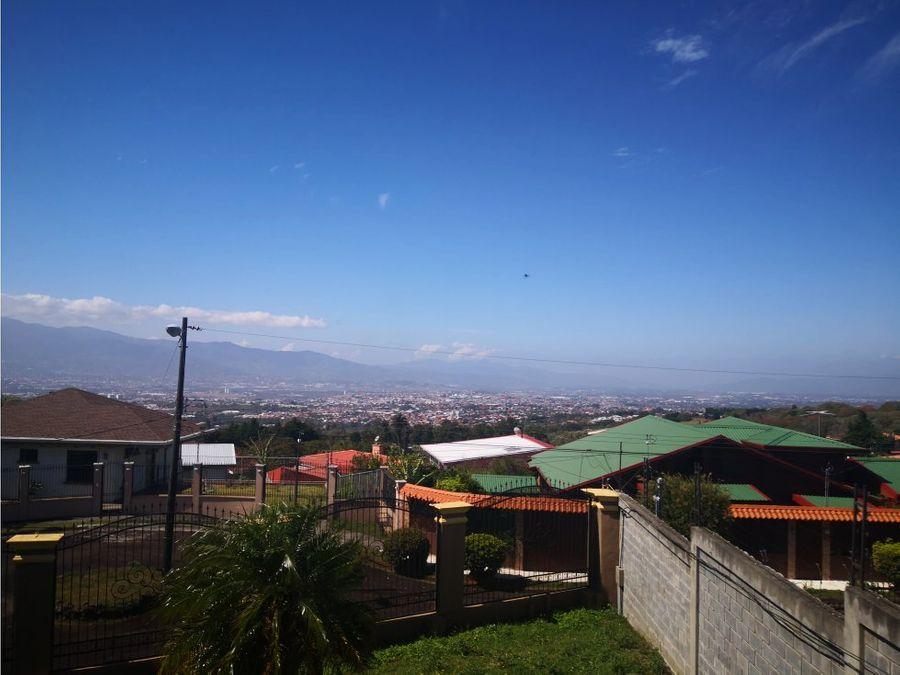 hermosa propiedad con increibles vistas